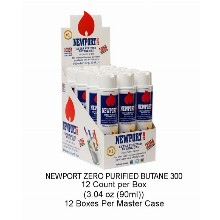 Newport Zero Purified Butane 300