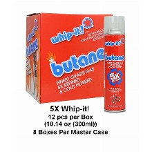 Whip it Butane 5x 300ml