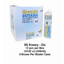 Honey Do Ultra Refined 5x Butane 320ml