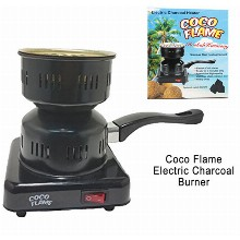 Coco Flame Electric Charcoal Burner 0050
