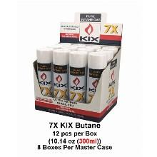 Kix 7x Butane 300ml