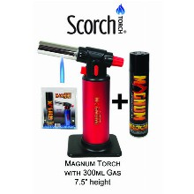 7.5 Inch Magnum Torch With 300ml Gas Can