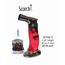 5.25 Inch Wave Shape Scorch Torch