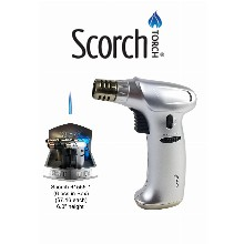 6.0 Inch Scorch Torch With Adjustable Flame And Safety Lock 0148