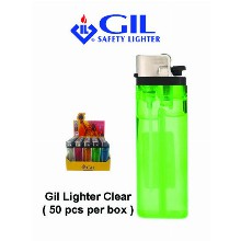 Gil Lighter Clear
