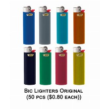 Bic Lighter Original