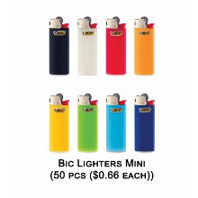 Bic Lighter Mini