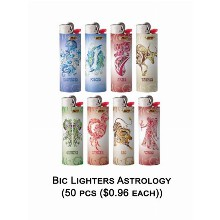 Bic Lighter Astrology