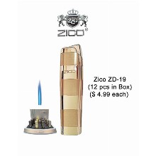 Zico Zd 19 original Refillable Torch Lighter