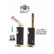 Zico Zd 37 Twisted Torch Lighter