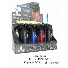 4.5 Inch Blink Torch Mt