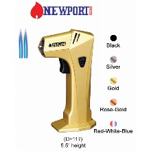 5.5 Inch Newport Double Flame Torch