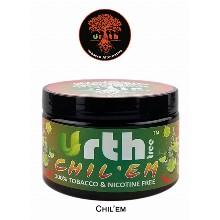 Urth Tree Hookah Tobacco Chilem 100 percent  Tobacco And Nicotine Free