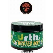 Urth Tree Hookah Tobacco Twisted Mint 100 percent  Tobacco And Nicotine Free