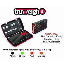 Trueweight Digital Mini Scale Tuff 1000 1