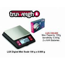 Truweight Digital Mini Scale Lux 100 005