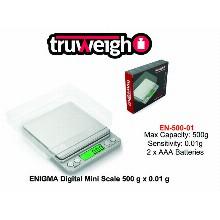Truweight Enigma Digital Mini Scale En 500 01
