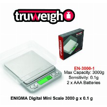 Truweight Enigma Digital Mini Scale En 3000 1