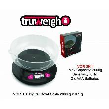 Truweight Vortex Digital Bowl Scale Vor 2k 1