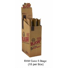 Raw Cone 5 Stage