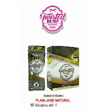 Twisted Hemp Plain Jane Natural
