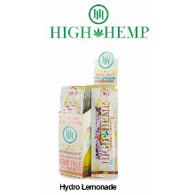 High Hemp Hydro Lemonade