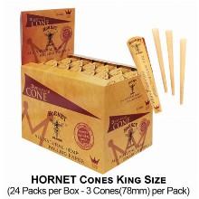 Hornet Cones King Size