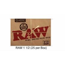 Raw 1 1 & 2 Paper