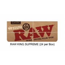 Raw King Size Supreme Paper