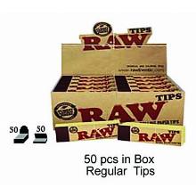 Raw Regular Tips