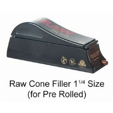 Raw Cone Filler 1 1 & 4 Size