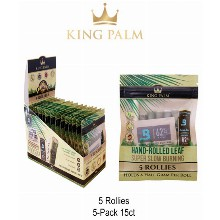 King Palm 5 Rollies