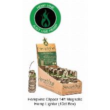 HempVine Clipper 14ft Magnetic Hemp Lighter
