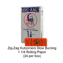 Zig Zag Kutcorners Slow Burning
