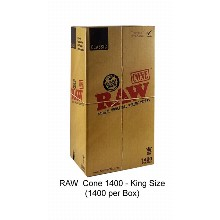 Raw Cone 1400 King Size