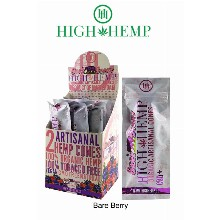 High Hemp Bare Berry CBD