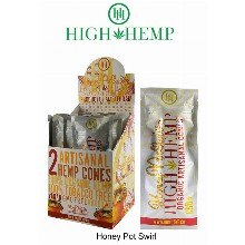 High Hemp Honey Pot Swiri CBD