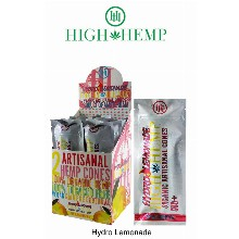 High Hemp Hydro Lemonade CBD