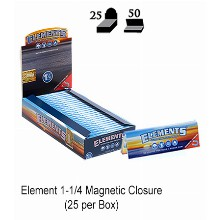 Element 1 1 & 4 Magnetic Closure