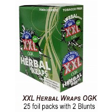 XXL Herbal Wraps Ogk