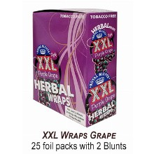 XXL Herbal Wraps Grape