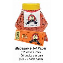 Nagellan 1 1 & 4 Paper