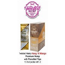 Twisted Hemp Hang 10 Mango