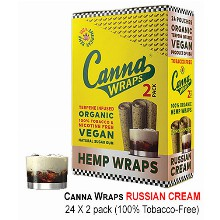 Canna Wraps Russian Cream