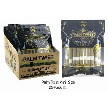 Palm Twist Mini Size 25 Rolls