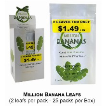 Million Banana Leafs