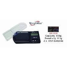 WeighMax Digital Pocket Scale Dx 650