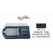 WeighMax Digital Pocket Scale Dx 100