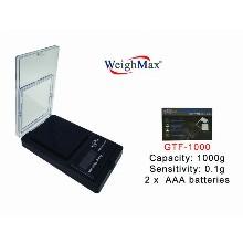 WeighMax Digital Pocket Scale GTF 1000