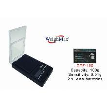 WeighMax Digital Pocket Scale GTF 100